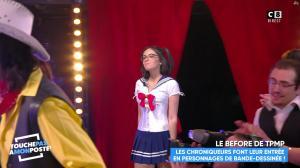 Agathe Auproux dans Touche pas à mon Poste - 19/02/18 - 01