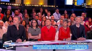 Agathe Auproux dans Touche pas à mon Poste - 22/02/18 - 01