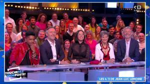 Agathe Auproux dans Touche pas à mon Poste - 31/01/18 - 02