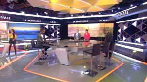 Alexandra Blanc à la Météo du Matin - 11/04/18 - 02