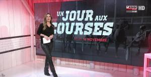 Amélie Bitoun dans un Jour aux Courses - 16/11/17 - 01