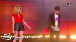 Anais Delva dans Touche pas à mon Poste - 05/06/18 - 02