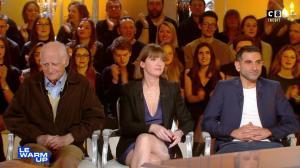 Aurore Berge dans Salut les Terriens - 24/02/18 - 01