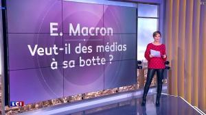 Bénédicte Le Chatelier dans 24h le Week-End - 06/01/18 - 03
