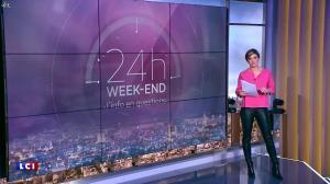 Benedicte Le Chatelier dans 24h le Week-End - 10/02/18 - 01
