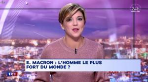 Benedicte Le Chatelier dans 24h le Week-End - 11/11/17 - 05