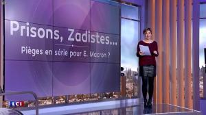 Bénédicte Le Chatelier dans 24h le Week-End - 20/01/18 - 03