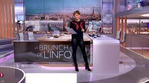 Benedicte Le Chatelier dans le Brunch - 06/01/18 - 01