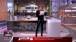 Benedicte Le Chatelier dans le Brunch - 06/01/18 - 04