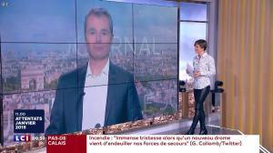 Bénédicte Le Chatelier dans le Brunch - 07/01/18 - 02