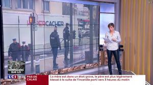Bénédicte Le Chatelier dans le Brunch - 07/01/18 - 04