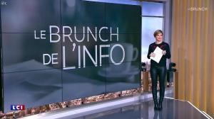 Benedicte Le Chatelier dans le Brunch - 10/02/18 - 01