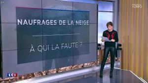 Benedicte Le Chatelier dans le Brunch - 10/02/18 - 05
