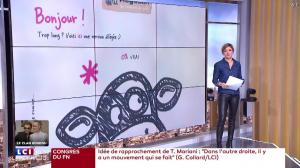 Bénédicte Le Chatelier dans le Brunch - 11/03/18 - 04