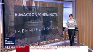 Benedicte Le Chatelier dans le Brunch - 17/03/18 - 01