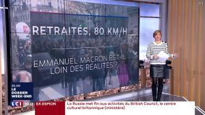 Bénédicte Le Chatelier dans le Brunch - 17/03/18 - 02