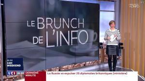 Benedicte Le Chatelier dans le Brunch - 17/03/18 - 03