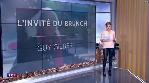 Benedicte Le Chatelier dans le Brunch - 18/02/18 - 02