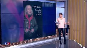 Bénédicte Le Chatelier dans le Brunch - 18/02/18 - 03