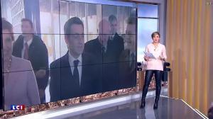 Benedicte Le Chatelier dans le Brunch - 18/02/18 - 09