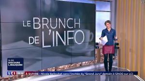 Benedicte Le Chatelier dans le Brunch - 27/01/18 - 01