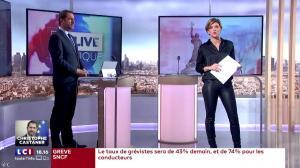 Benedicte Le Chatelier dans le Live Politique - 08/04/18 - 02