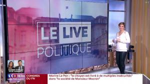 Benedicte Le Chatelier dans le Live Politique - 11/03/18 - 01