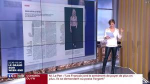 Benedicte Le Chatelier dans le Live Politique - 11/03/18 - 05