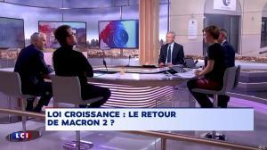 Benedicte Le Chatelier dans le Live Politique - 17/12/17 - 07