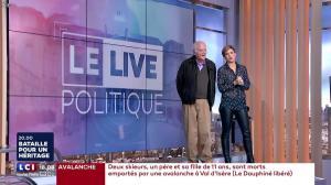 Benedicte Le Chatelier dans le Live Politique - 18/02/18 - 01