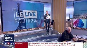 Benedicte Le Chatelier dans le Live Politique - 18/02/18 - 02