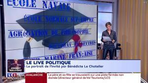 Benedicte Le Chatelier dans le Live Politique - 18/02/18 - 03