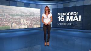 Cali Morales à la Météo du Soir - 16/05/18 - 01