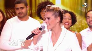 Camille Lou dans 300 Chœurs Chantent - 20/04/18 - 06