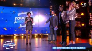 Camille Lou et Agathe Auproux dans Touche pas à mon Poste - 20/11/17 - 13