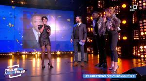 Camille Lou et Agathe Auproux dans Touche pas à mon Poste - 20/11/17 - 15