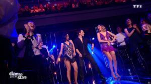 Camille Lou dans Danse avec les Stars - 03/12/16 - 01