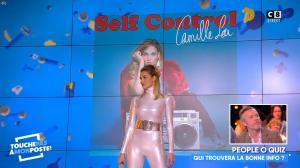 Camille Lou dans Touche pas à mon Poste - 06/02/18 - 01