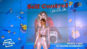 Camille Lou dans Touche pas à mon Poste - 06/02/18 - 02