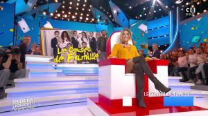 Capucine Anav dans Touche pas à mon Poste - 02/03/17 - 01