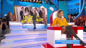 Capucine Anav dans Touche pas à mon Poste - 02/03/17 - 02