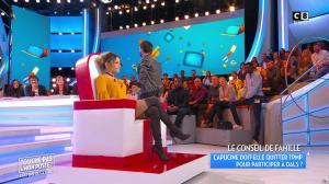 Capucine Anav dans Touche pas à mon Poste - 02/03/17 - 06