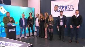 Caroline Ithurbide, Clio Pajczer et Capucine Anav dans Touche pas à mon Poste - 05/05/17 - 01