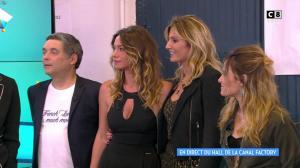 Caroline Ithurbide, Clio Pajczer et Capucine Anav dans Touche pas à mon Poste - 05/05/17 - 03