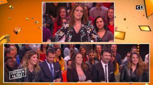 Caroline Ithurbide et Magali Berdah dans c'est Que de la Télé - 21/02/18 - 01