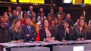 Caroline Ithurbide et Magali Berdah dans c'est Que de la Télé - 21/02/18 - 02