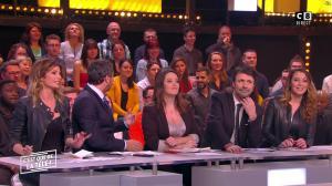 Caroline Ithurbide et Magali Berdah dans c'est Que de la Télé - 21/02/18 - 03