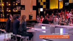Caroline Ithurbide et Magali Berdah dans c'est Que de la Télé - 21/02/18 - 10