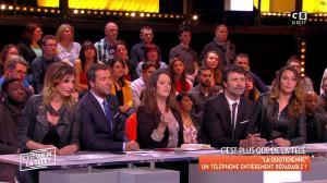 Caroline Ithurbide et Magali Berdah dans c'est Que de la Télé - 21/02/18 - 18