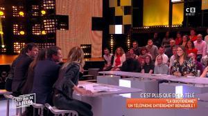 Caroline Ithurbide et Magali Berdah dans c'est Que de la Télé - 21/02/18 - 21
